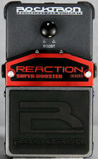 Rocktron Reaction Super Booster Pedal  001-1625