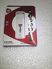 Enter ED14SW 2G / 3G GSM Hi Speed Data Card /14.4 Mbps Internet Modem +Soft WiFi