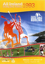 1993 GAA All-Ireland Hurling Final:  Kilkenny v Galway  DVD