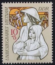 EAST GERMANY DDR 1971 Aid for Vietnam: Woman and Child. Set of 1. MNH. SGE1419.