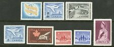 Canada   1964   Unitrade # 416, 430-436   Complete Mint Never Hinged Year Set