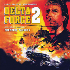 The Delta force 2 cd sealed intrada oop