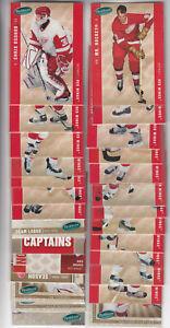 05/06 Parkhurst Detroit Red Wings Team Set incl. RCs & Inserts - Howard RC +