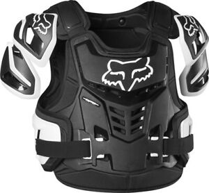 Fox Racing RAPTOR VEST CE Chest Back Protector Roost Guard MX ATV Off road