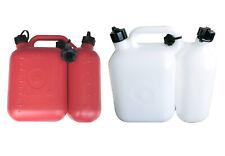 Keller Kombikanister 6 l und 3 l Doppelkanister Kanister für Kraftstoff und Öl