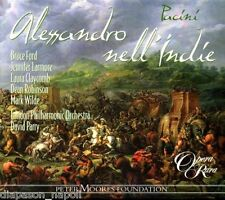 Pacini: Alessandro Nell' Indie / Parry, Ford, Larmore - SACD