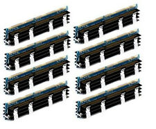 8x 2gb 16gb di RAM Apple Mac Pro 2,1 3,0 GHz 8-Core a1186-2006 ddr2 667 MHz FB DIMM