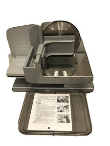 Chef's Choice International Electric Food Meat Slicer - Model 640