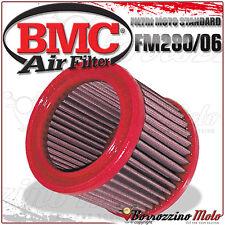FILTRO DE AIRE DEPORTIVO BMC LAVABLE FM280/06 APRILIA RSV MILLE R 2002