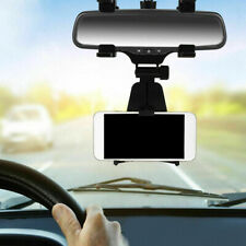 Car Accessories Rearview Mirror Mount Holder Stand Cradle Fit For Cell Phone Gps (Fits: Charger)