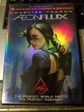 Aeon Flux- Dvd - 2005 - Region 1 - Widescreen - Rated Pg-13