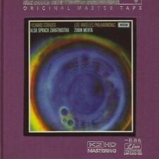 LIM | Zubin Mehta - Richard Strauss - Also sprach Zarathustra CD K2 HD oop
