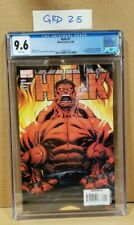 Hulk #1 CGC 9.6 CERT 3712045018 1st appearance Red Hulk; Iron Man, Winter Guard