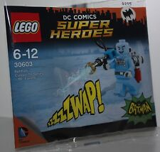 LEGO 30603-Super Heroes-Batman-Classic TV Series-MR FREEZE-Polybag-OVP-Nuovo - New