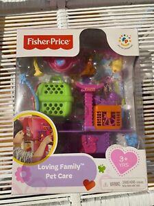 Fisher-Price Loving Family PET CARE