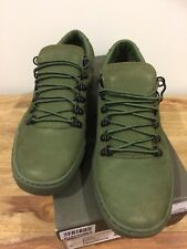 Timberland ante Verde Tenis Talla 8,5