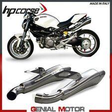 Pot D'Echappement Hp Corse Hydroform Sat Ducati Monster 696 796 1100 2007 > 2014
