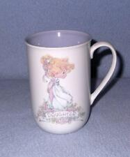 Enesco Precious Moments Daughter Mug Cup 1990