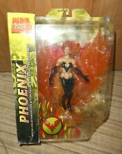Marvel Comics  X men Dark Pheonix Diamond Select Toys figure Jean Grey variant