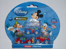 Disney Motorama 1:64 Die Cast Metal Mickey Mouse & Friends Classic Collection