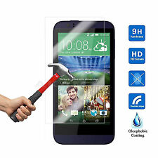 GENUINE TEMPERED GLASS FILM SCREEN PROTECTOR FOR HTC DESIRE 510