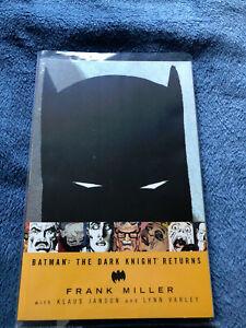Batman The Dark Knight Returns by Frank Miller TPB
