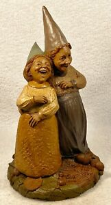 COMFORT AND JOY-R 1992~Tom Clark Gnome~Cairn Item #5184~Ed #30~w/COA and Story