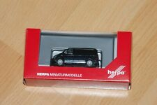 Herpa 038744 VW T6 California starlight blue metallic