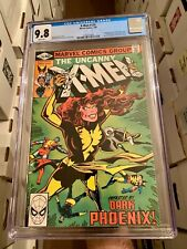 X-Men #135 CGC 9.8 White Pages Iconic Dark Phoenix Cover! WOW!