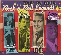 Chuck Berry - Rock 'n' Roll Legends [CD]
