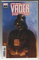 Star Wars VADER Dark Visions Issue #1 Variant Marvel Comics (1st Print 2019) NM
