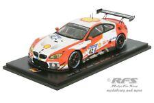 BMW M6 GT3 Shell  24h Nürburgring 2017  Wittmann Blomqvist Farfus  1:43 Spark