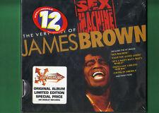 JAMES BROWN - THE VERY BEST OF CD SLIDEPACK NUOVO SIGILLATO