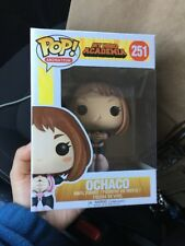 Funko Pop Animation: My Hero Academia - Ochaco #251 First Wave Series