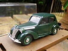 BRUMM ORO 215 FIAT 1100 E de 1949 vert, état neuf boite plastique