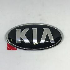 Genuine 863201W250 Front Hood KIA Logo Emblem 1p For 2014 2015 KIA Forte : K3