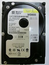"80GB Western Digital WD800JB 3.5"" IDE PATA Internal Hard Disk  Cleaned +Tested"