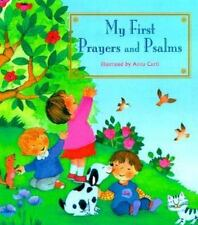 My First Prayers and Psalms Lap Library