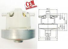 Moteur aspirateur 1400 W avec queue 230 V NILFISK GM80 200-500 king GHIBLI AS5