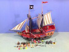 (K129) playmobil Bateau pirates ref 3940