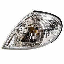 NISSAN ALMERA 2000-2/2003 FRONT INDICATOR CLEAR PASSENGER SIDE N/S