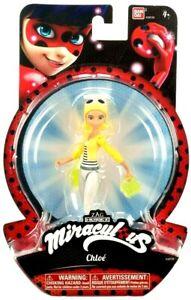 """Miraculous Ladybug Action Figure Chloe Zag Heroez 5.5"""" BANDAI"""
