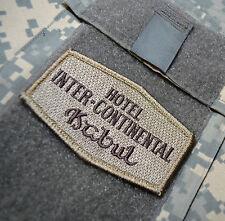 KANDAHAR WHACKER NATO ISAF JSOC SFG ODA SAS KSK TROPHY: Inter-Continental Kabul