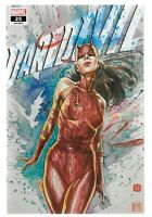 Daredevil #25 2nd Second Print David Mack 1st App Elektra as DD Variant NM!