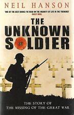 The Unknown Soldier, Neil Hanson, WW1, Briton, German, American, Great War