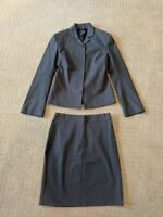 Express brand, Grey Women's Suit Jacket & Pencil Skirt, size 5/6