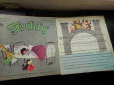 Ungebundene originale antiquarische Bücher mit Belletristik-Genre ab 1950