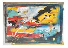 S. Coccia Hommage II Poster Kunstdruck Bild 60x80cm - Kostenloser Versand