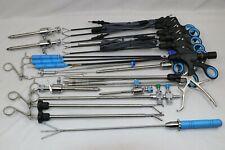 Laparoscopic Urology Surgical Forceps Pediatric Bariatric Instruments Set -31Pc