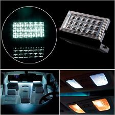 2psc White 18 SMD LED Car Rectangular Dome Roof Ceiling Interior Light Lamp DC